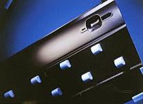 pianka polietylenowa - zabezpieczenie drzwi samochodu