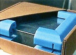 pianka polietylenowa - zabezpieczenie elektroniki 2