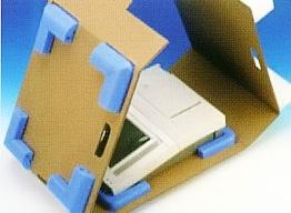 pianka polietylenowa - zabezpieczenie w kartonie 2