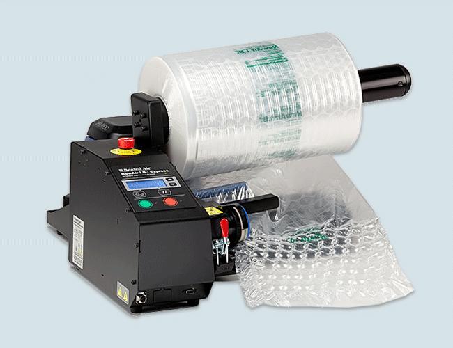 urządzenia do produkcji folii bąbelkowych / pęcherzykowych New Air